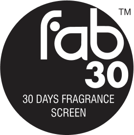 30 days fragrance screen
